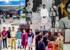শহিদ মাতাদিন বাল্মীকির প্রতি ব্যারাকপুর ক্যান্টনমেন্ট বোর্ডের শ্রদ্ধার্ঘ্য