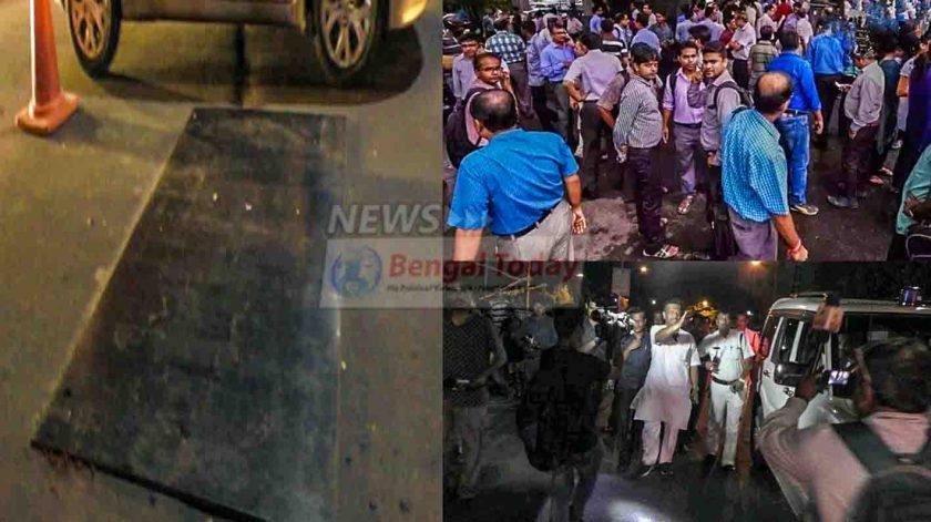 কলকাতায় আতঙ্কের রোজনামচায় নব আতঙ্কের সংযজন