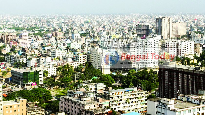 নতুনরূপে বাংলাদেশের রাজধানী ঢাকা