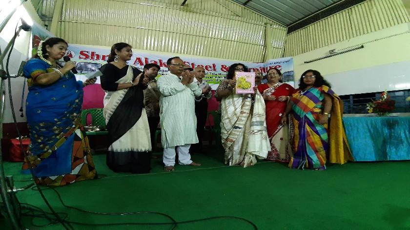 শিলিগুড়িতে অনুষ্ঠিত হলো ঘোড়সওয়ার সাহিত্য পত্রিকার বার্ষিক অনুষ্ঠান