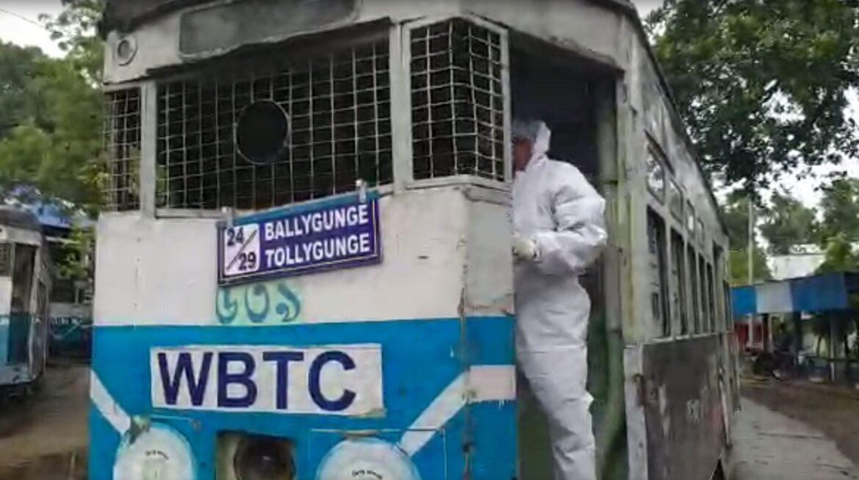 ট্রাম চলাচল বন্ধ এখনো পর্যন্ত কলকাতার তিনটি গুরুত্বপূর্ণ রুটে
